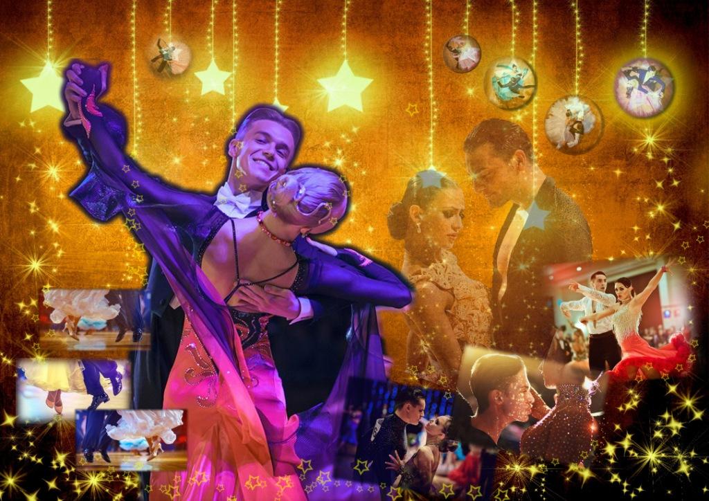 Бальные танцы в Минске
